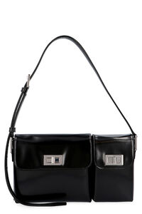 Billy leather shoulder bag, Shoulderbag BY FAR woman