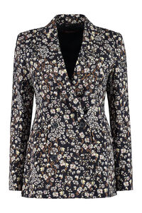 Strenna double breasted blazer, Blazers Max Mara Studio woman