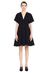 Belted jersey dress, Mini dresses Lanvin woman