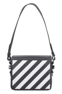 Leather crossbody bag, Shoulderbag Off-White woman