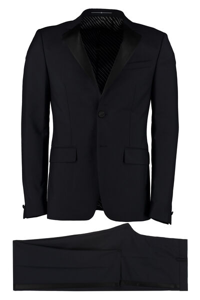 Wool and mohair two piece suit