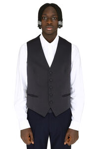 Single-breasted vest, Single breasted blazers Tagliatore man