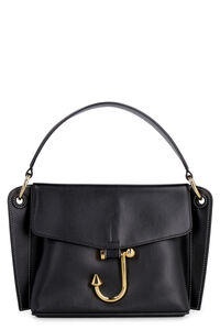 Hoist leather handbag, Top handle JW Anderson woman
