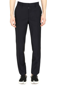 Wool blend tailored trousers, Formal trousers Maison Margiela man
