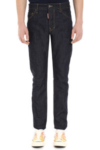 3D Cool Guy 5-pocket jeans, Straight jeans Dsquared2 man