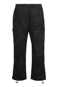 Cotton cargo-trousers, Casual trousers Marcelo Burlon County of Milan man