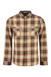 Checked cotton shirt, Checked Shirts Tommy Jeans man