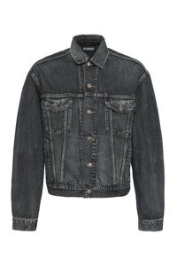 Denim jacket, Denim jackets Balenciaga man