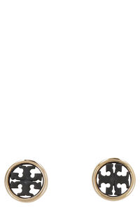 Miller logoed earrings, Earrings Tory Burch woman