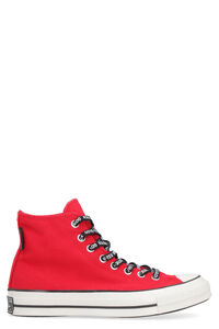 Canvas high-top sneakers, High Top Sneakers Converse man
