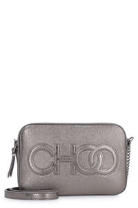 Balti metallic leather mini-bag, Shoulderbag Jimmy Choo woman