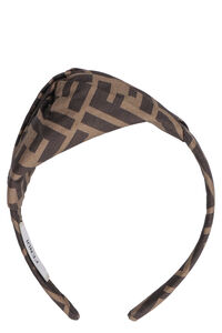 Silk headband, Hairs Accessories Fendi woman