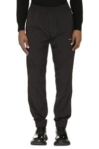 Techno fabric track pants, Track Pants Givenchy man