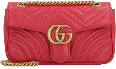 Marmont quilted leather bag