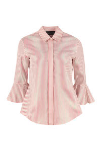 Bolero striped cotton shirt, Shirts Sportmax Code woman