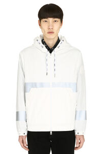 Adour hooded techno jacket, Raincoats And Windbreaker Moncler man