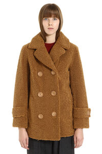 Lou faux fur jacket, Faux Fur and Shearling Stand Studio woman