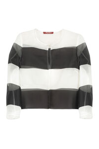 Dorema silk jacket, Casual Jackets Max Mara Studio woman
