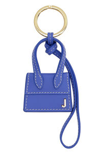Le Chiquito leather keyring, Keyrings Jacquemus man