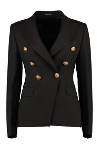 Alicya double breasted blazer, Blazers 0205 Tagliatore woman