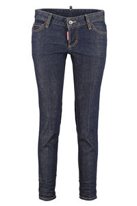 Jennifer Cropped Jean 5-pocket jeans, Cropped Jeans Dsquared2 woman