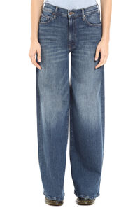 The Undercover wide leg trousers, Wide Leg Jeans Mother woman