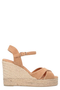Blaudell jute wedge espadrilles, Wedges Castaner woman