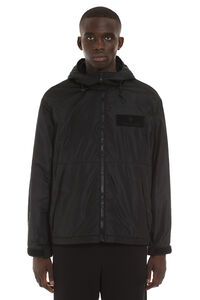 Hooded windbreaker, Raincoats And Windbreaker Marcelo Burlon County of Milan man
