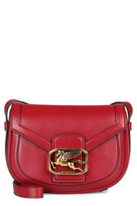 Pegaso leather crossbody bag, Shoulderbag Etro woman