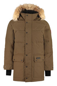 Emory hooded parka, Parkas Canada Goose man