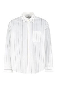 Policy striped cotton shirt, Striped Shirts Our Legacy man