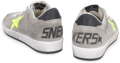 Ball Star suede sneakers