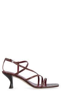 Gita heeled sandals, Mid Heels sandals STAUD woman