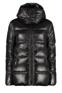 Glossby full zip padded hooded jacket, Down Jackets Max Mara The Cube woman