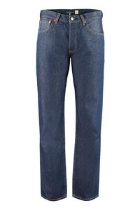 501 straight leg jeans, Straight jeans Levi's Made & Crafted man
