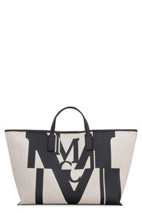 Tote bag in canvas, Tote MCM woman