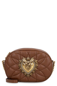 Devotion leather crossbody bag, Shoulderbag Dolce & Gabbana woman