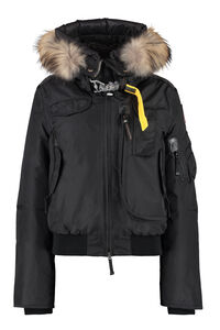 Gobi hooded down jacket, Down Jackets Parajumpers woman