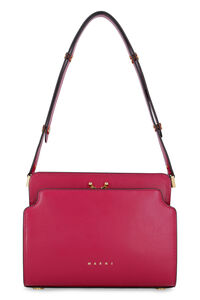 Trunk Reverse leather shoulder bag, Shoulderbag Marni woman