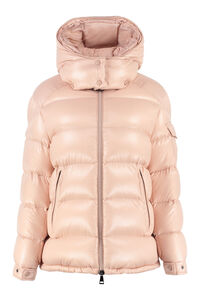 Maire hooded full-zip down jacket, Down Jackets Moncler woman