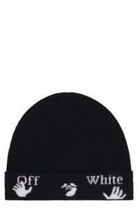 Wool hat, Hats Off-White woman