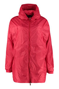 Wonder hooded windbreaker, Raincoats And Windbreaker Pyrenex woman