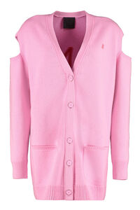 Wool and cashmere cardigan, Cardigan Givenchy woman