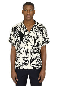 Printed short sleeve shirt, Short sleeve Shirts Saint Laurent man