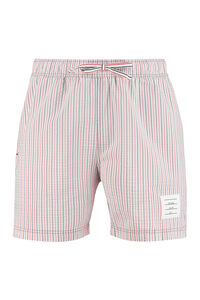 Striped swim shorts, Swimwear Thom Browne man