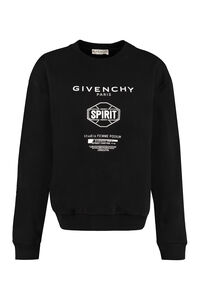 Cotton crew-neck sweatshirt, Sweatshirts Givenchy woman