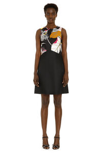 Patterned print mini dress, Mini dresses Emilio Pucci woman