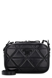 Spectrum leather crossbody bag, Shoulderbag Prada woman