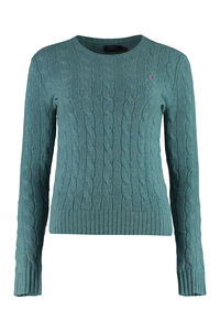 Wool and cashmere sweater, Crew neck sweaters Polo Ralph Lauren woman