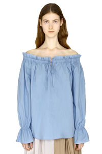 Blusa in popeline, Blouse L'Autre Chose woman
